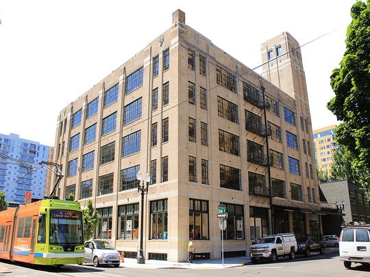 Historic Ballou & Wright Building