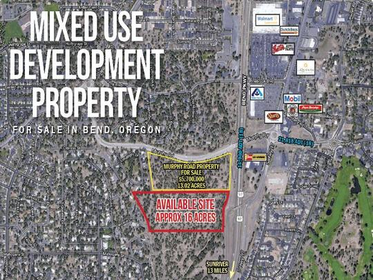 Bend Mixed Use Property