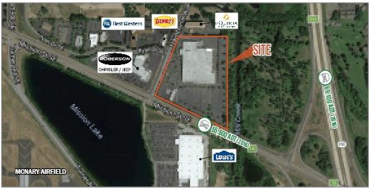 Salem Costco Land & Building
