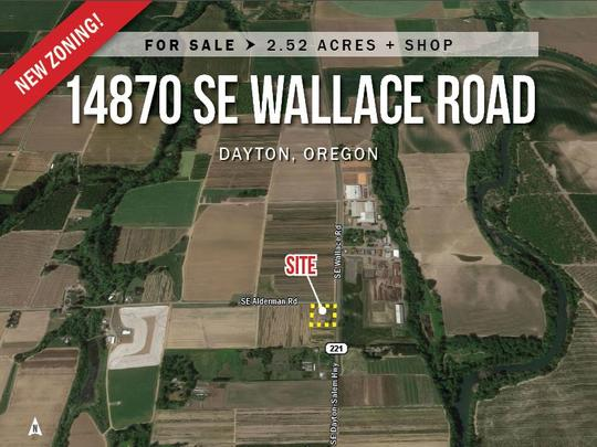 Wallace Road Sale