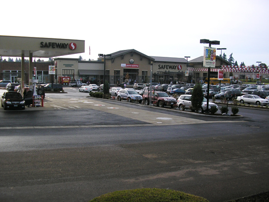 Hilltop Shopping Center