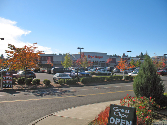 Sandy Fred Meyer Shops