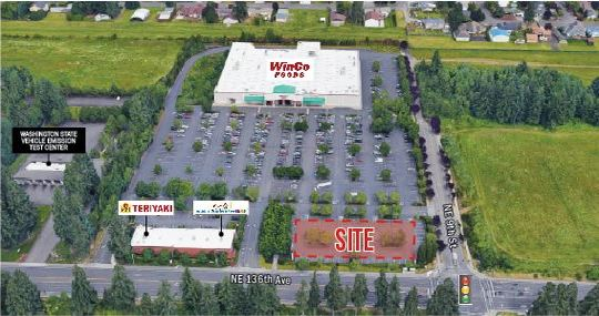WinCo Retail Pad - Vancouver